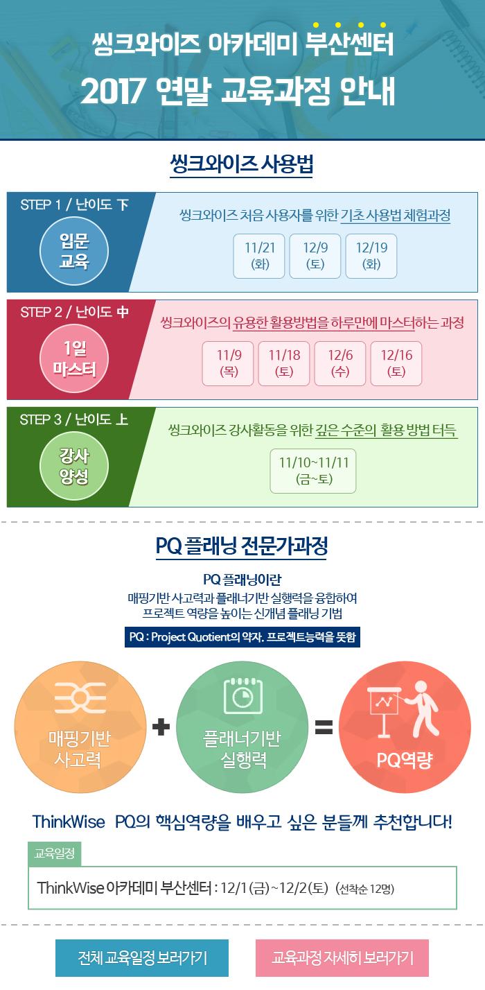 부산센터교육과정안내